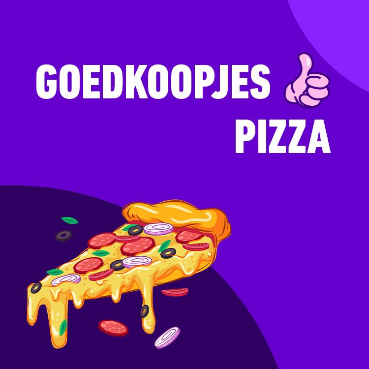 GOEDKOOPJES   PIZZA