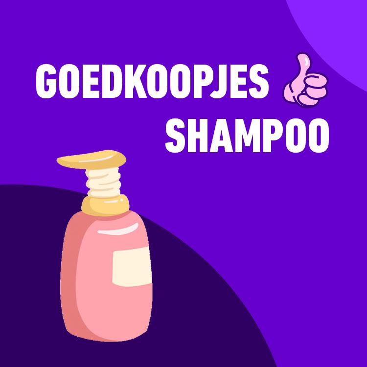 GOEDKOOPJES   SHAMPOO