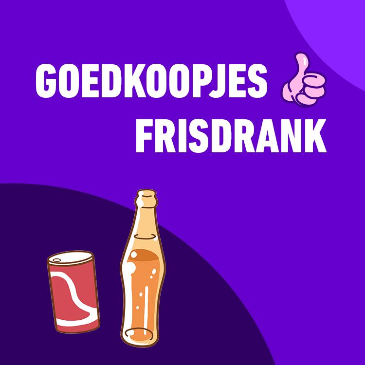 GOEDKOOPJES | FRISDRANK