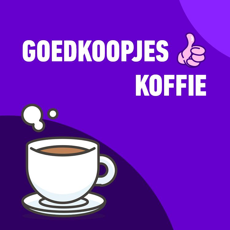 GOEDKOOPJES   KOFFIE