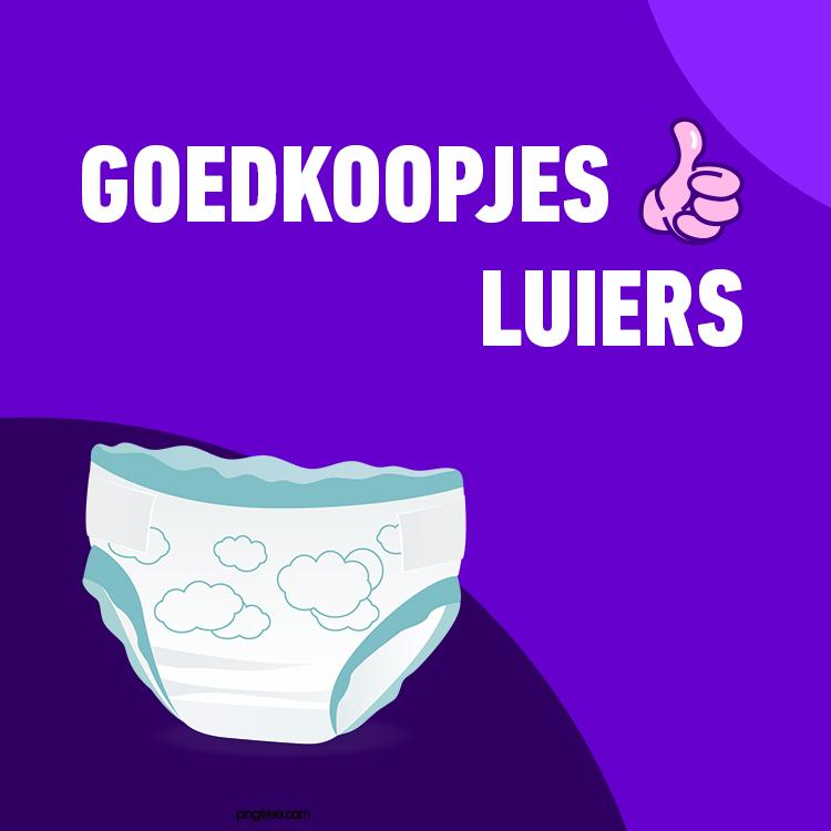 GOEDKOOPJES   LUIERS